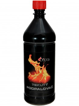 Tekutý podpalovač FIRE 1000ml