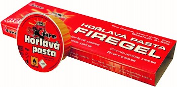 Fire gel box 3x80g