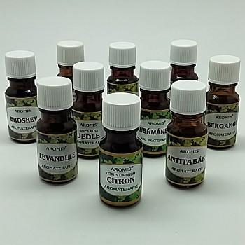 Olej - bergamot - eterický