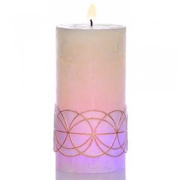 *Svíčka GLAMOUR válec 70x140 LED