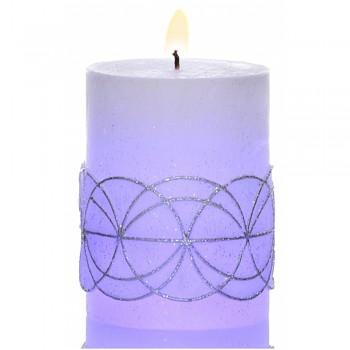 *Svíčka GLAMOUR válec 70x90 LED