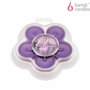 "*Svíčka TEA LIGHT""5""LAVENDER parfém"