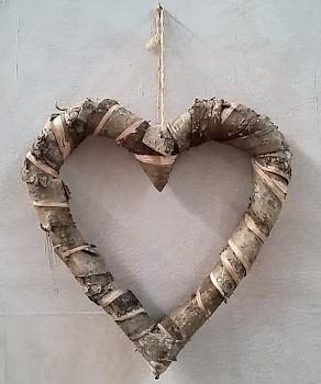 Srdce kůra velký