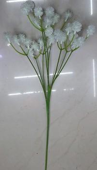 Bodlák mini plastik x27 - 1ks White