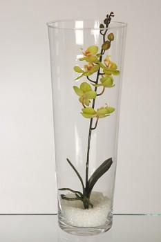 Váza s orchidejí 40cm