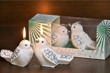 Christmas Birds 2ks box